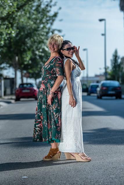 """Vestido Blanco"""