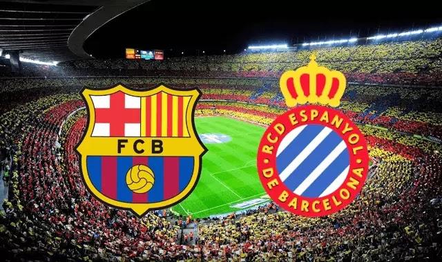 برشلونة واسبانيول والقنوات الناقله والمعلق 30-3-2019 ! Barcelona VS Espanyol