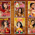 2019 Durga Puja Photo Frames in Bengali Language, Mahalaya to Bijaya Dashami Photo Frames