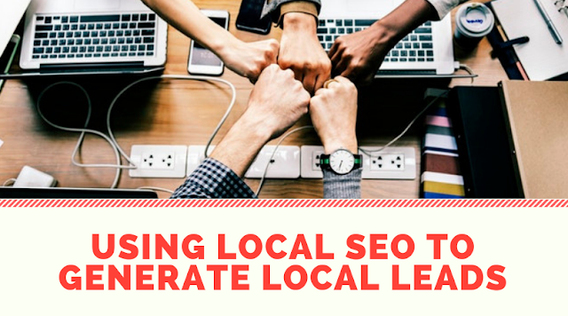 Local SEO - What is local SEO lead generation and how does it work