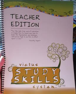 Victus Study Skills System teacher book