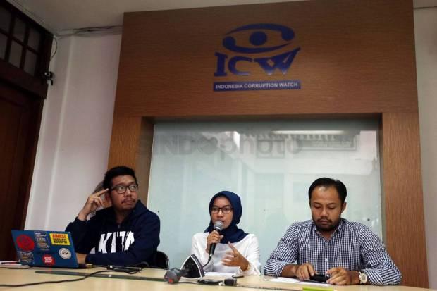 ICW Curigai Golfer, Kelompok Terbesar Penyokong Dana Kampanye Jokowi-Maruf