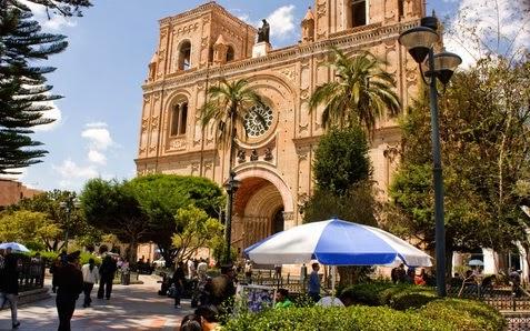 Cooperativa de Transportes Panamericana en Cuenca