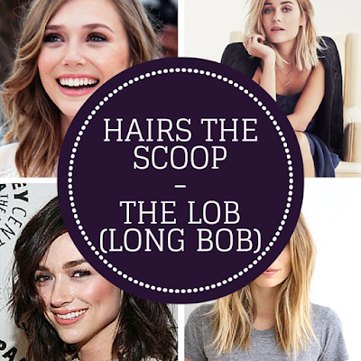 Hairs The Scoop: What is The Lob? (Long Bob)7