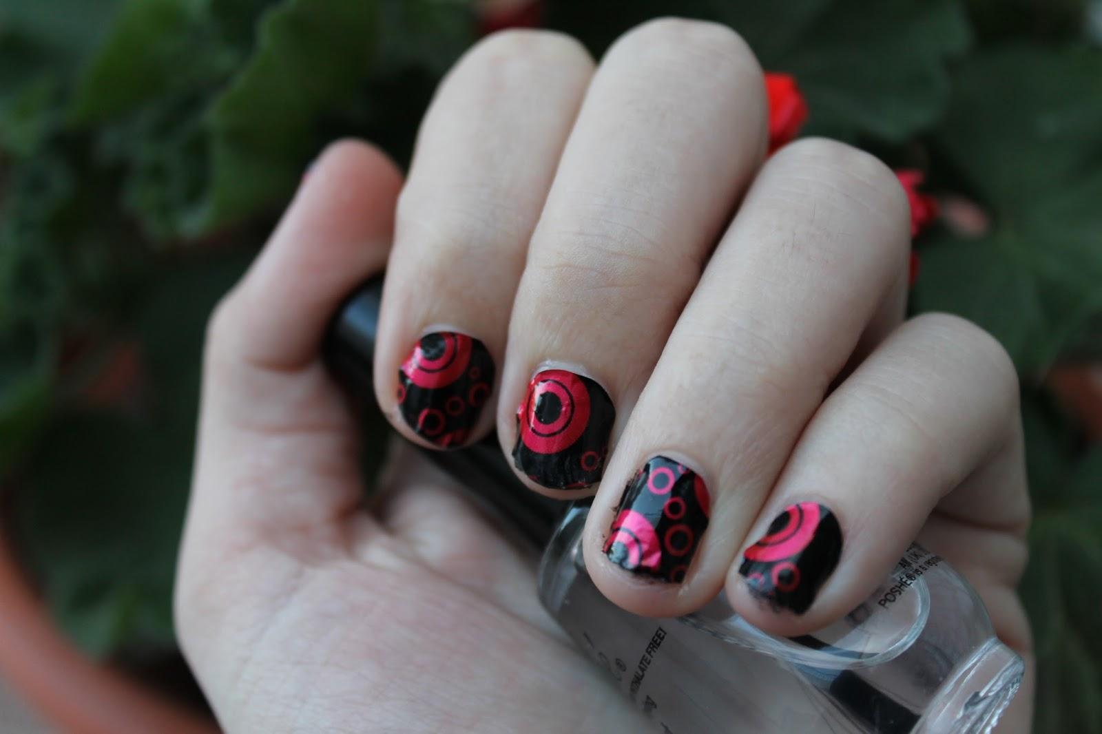 Por que no me gustan las pegatinas de uñas? - Blog de belleza