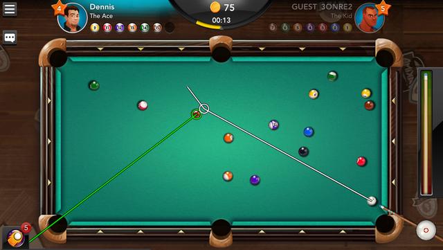 تحميل هكر لعبة 8 ball pool للاندرويد