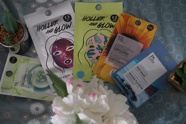 BEAUTY | Primark Face Masks