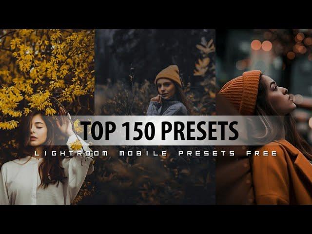 TOP 150 LIGHTROOM PRESETS FREE DOWNLOAD - Shobi Design