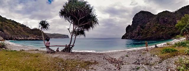 Pantai Lawar Sumbawa