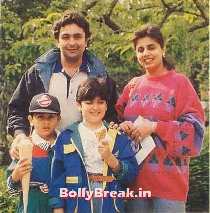 Rishi Kapoor and Neetu Singh have two kids: Riddhima Kapoor and Ranbir Kapoor, Kapoor Family Pics, Kapoor Family Chain, Origin, Caste, Family Tree - Nanda, Jain