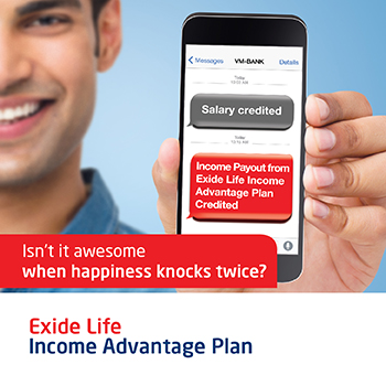 Exide Life Income Advantage Plan