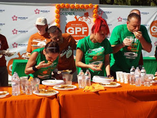 World Famous Joey Chestnut to Compete in Elk Grove's MLE-Sanctioned World Pumpkin Pie Eating Contest