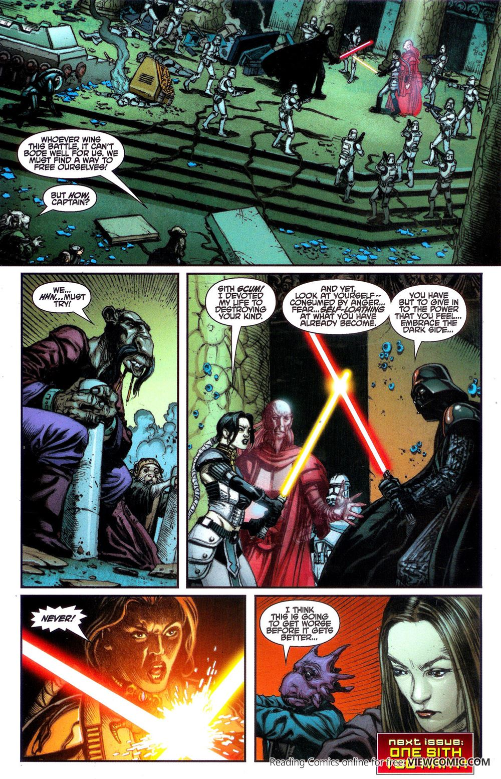 Star Wars Dark Empire Comic Pdf