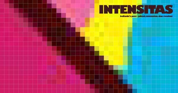 intensitas desain grafis