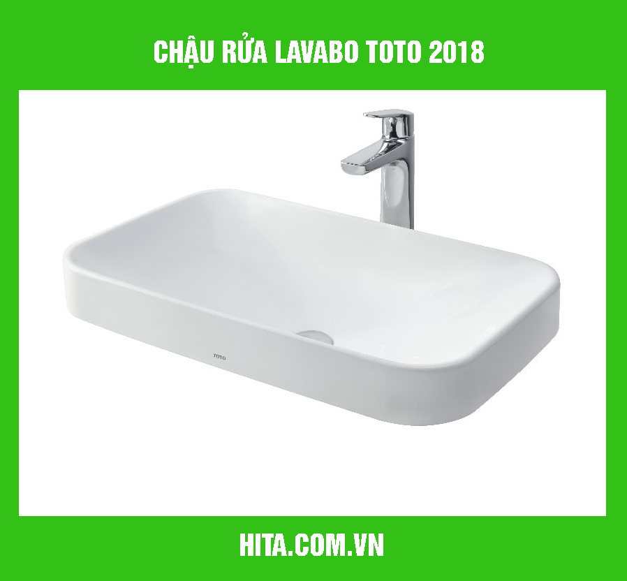 Về khuyến mãi lavabo Toto 2018