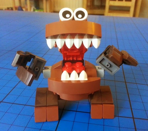 LEGO Mixels Gobba from Cartoon Network review 41513