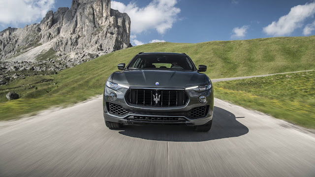 New Maserati Levante S hd wallpaper