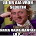 Arti Kata Vroh Dalam Sosmed, Kitab Kamus Gaul Serta Facebook