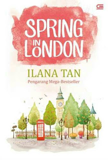 Spring In London - Ilana Tan