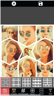 3. Photo Editor Collage Maker