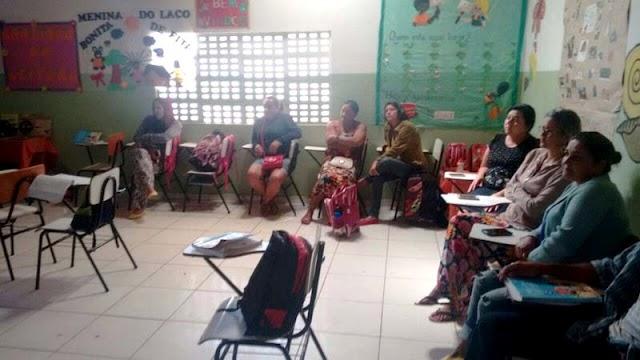 Professores municipais de Iramaia entram com ação contra prefeitura