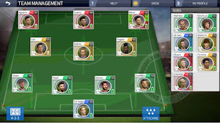 Dream League Soccer Game 16 of the latest android -- www.majalahandroid.co