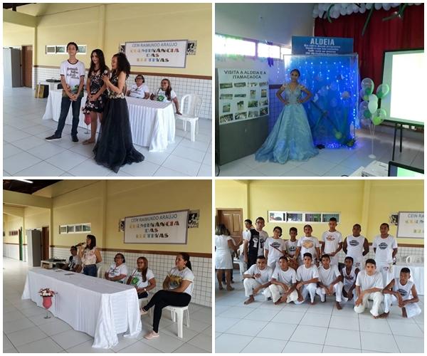 Educação: Culminância das disciplinas eletivas do CEIN Rdo Araujo, Centro Educa Mais.