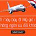 Nhanh tay mua ngay vé máy bay đi Mỹ giá cực rẻ