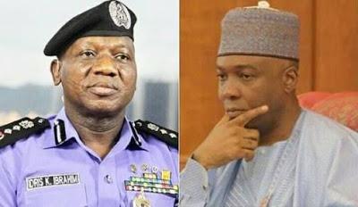 IGP vs Senate: Idris sues Senate, Saraki, reveals how Buhari stopped him from honouring invitation