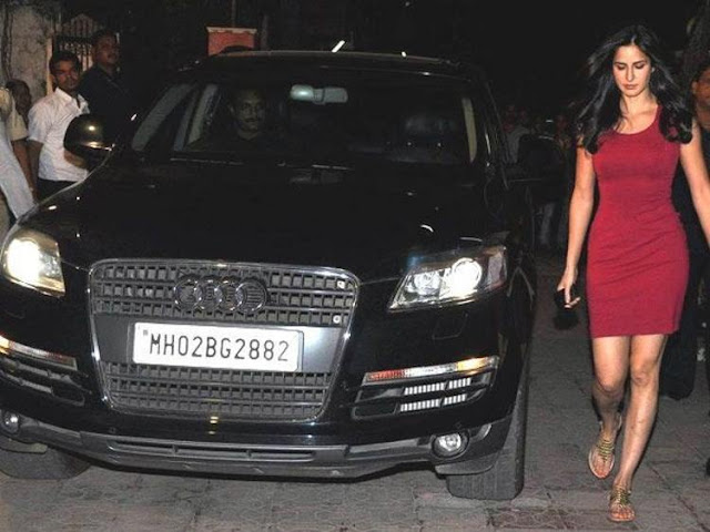 Bollywood Celebs And Their Luxury Cars 2