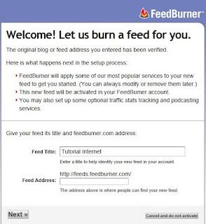 dafta feedburner