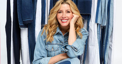 Sara Blakely, founder of Spanx