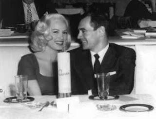 Dazzling Divas Mamie Van Doren And Husband Ray Anthony