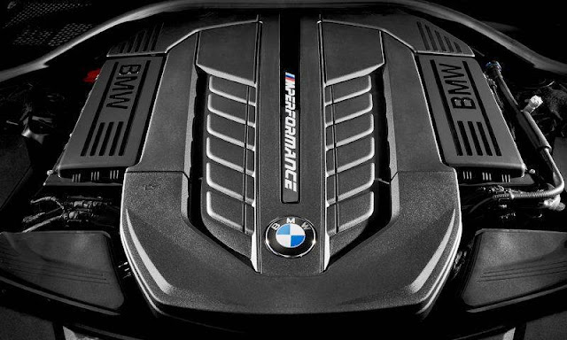 2017 BMW M760Li XDrive Review