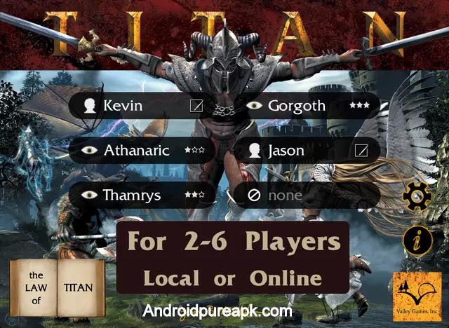 Titan HD Apk