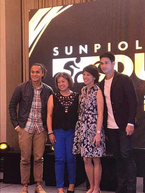 Runners and Cyclists get Double the FUN with SunpiologyDUO | Sun Life Philippines