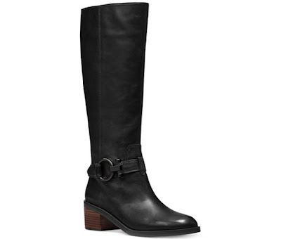 Macy's Coach Rider Boots  via  www.productreviewmom.com
