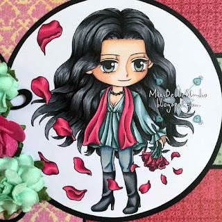 Art by Miran Gentle Astrid