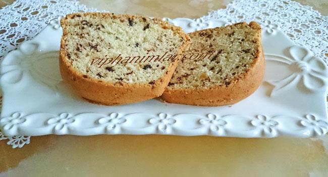 Fındıklı Çikolatalı Pamuk Kek