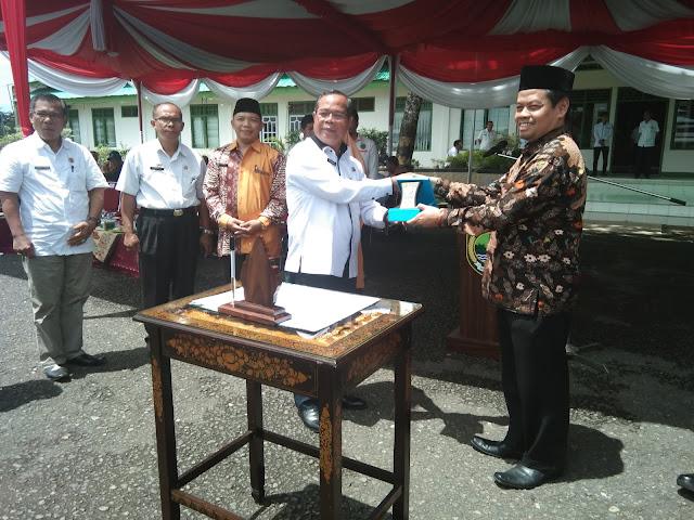 599 Mahsiswa UIN Raden Fatah KKN di PALI