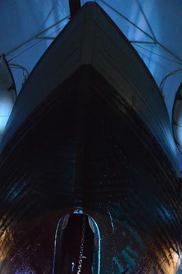 Oslo  Le musée du  FRAM, bateau polire de Fridtjof Nansen Frammuseet