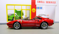 Hot Wheels Ferrari Racer 308 GTS Quattrovalvole