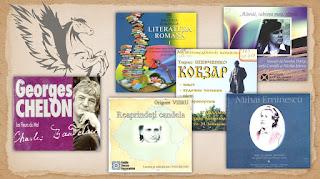 expoziţie Ziua mondială a poeziei CD şi DVD
