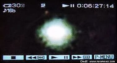 UFO Videotaped Over China October 2013