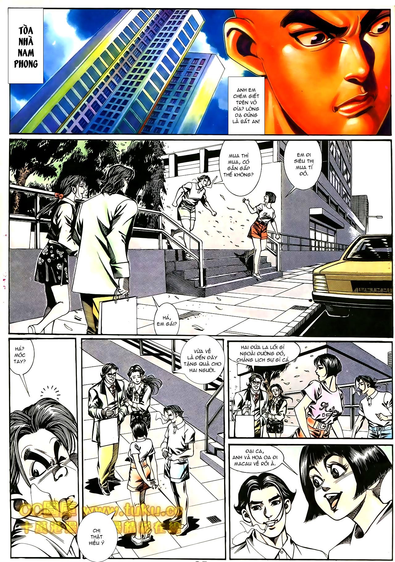 Người Trong Giang Hồ chapter 187: huynh đệ tình trang 22