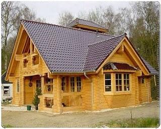 model rumah dari kayu 3