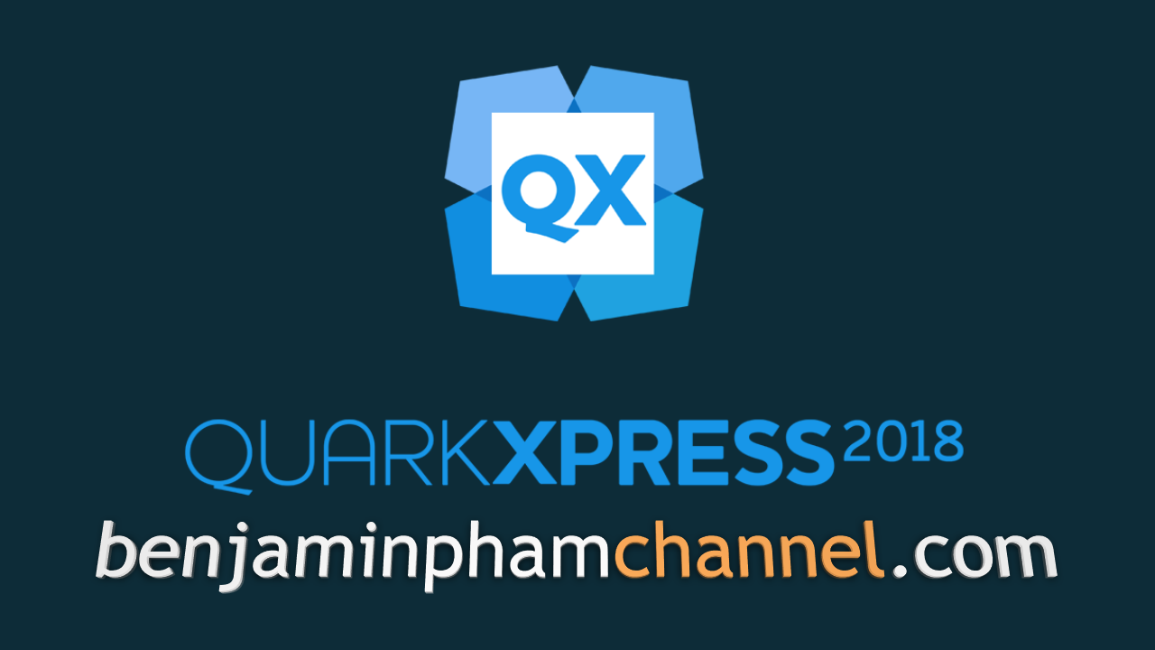 QuarkXPress 2018 v14.0