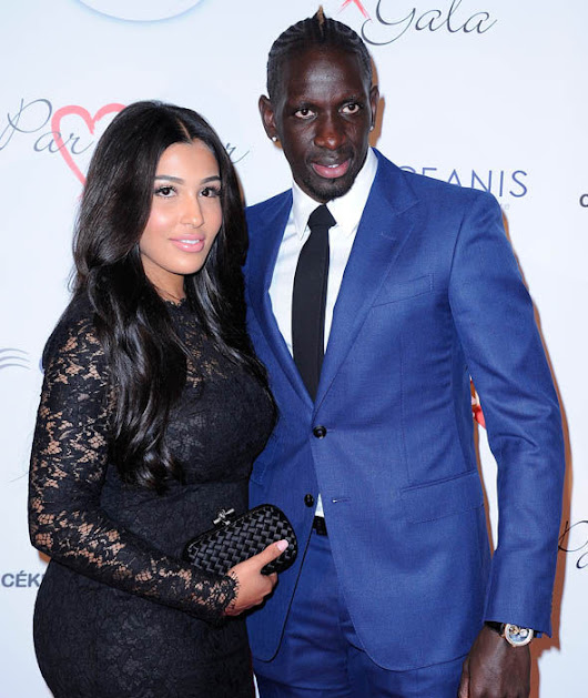 Crystal Palace and French Defender, Mamadou Sakho's Wife, Mazda Magui