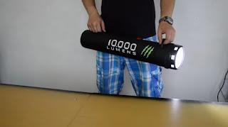 tutorial Membuat Senter Super Terang 10000 Sendiri