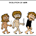 The History of Human Evolution